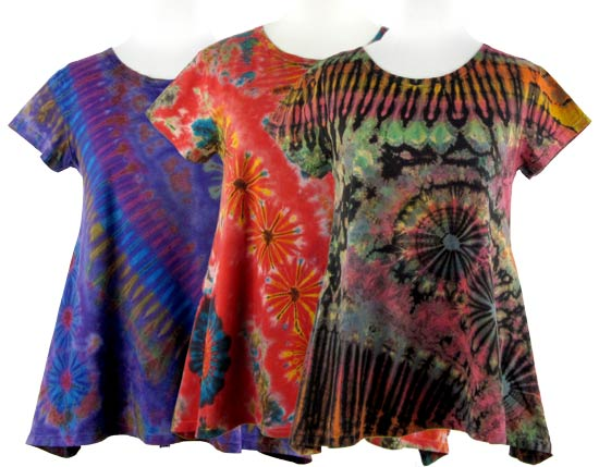 Unique Mudmee T-Shirts - Tie Dye as Wearable Art 92417aa4cb
