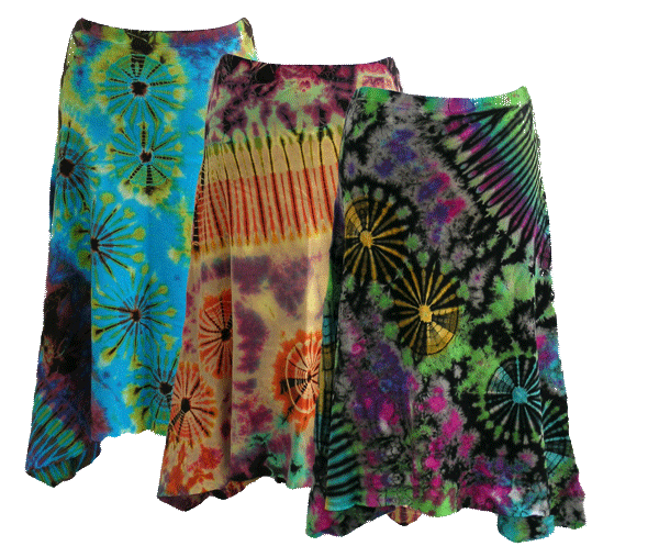 Collection of Cotton Jersey Skirts