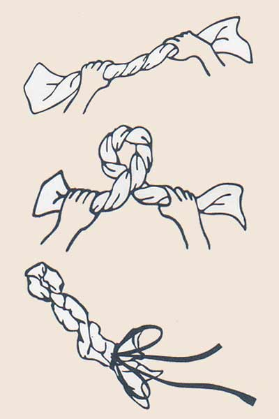 Crinkle Instructions